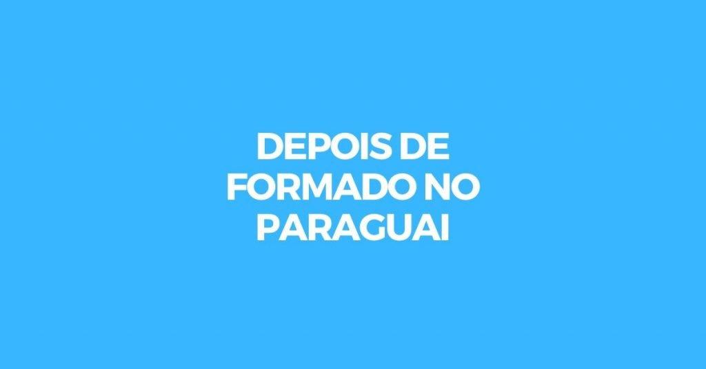 medicina Paraguai 2020