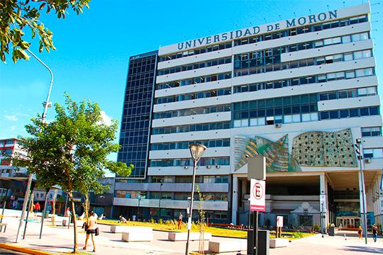 Faculdade de medicina Moron Argentina