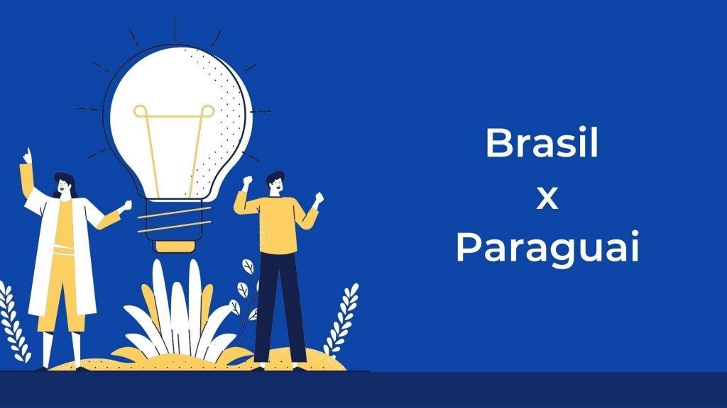 Brasil x Paraguai qual melhor local