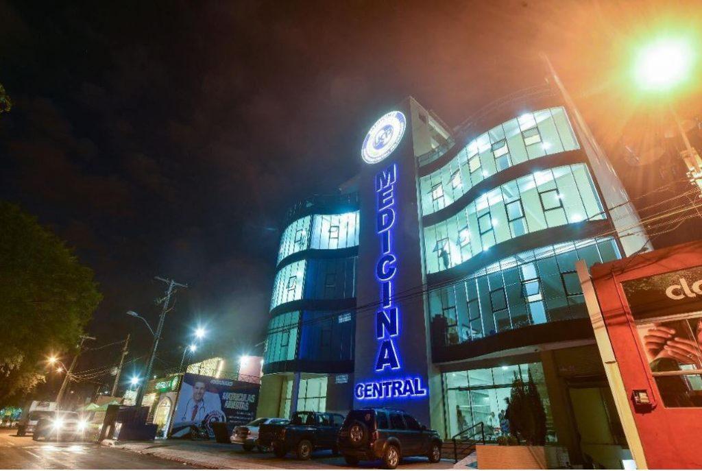 UCP visao noturna sede 2 Ciudad Del Este