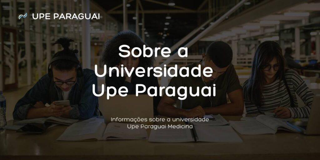 Upe Paraguai Sobre Nos
