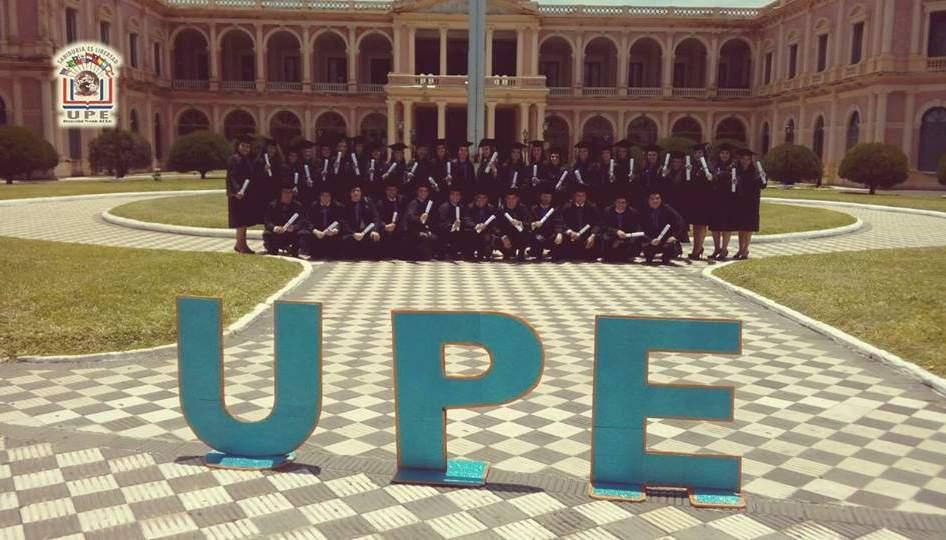 UPE PARAGUAI